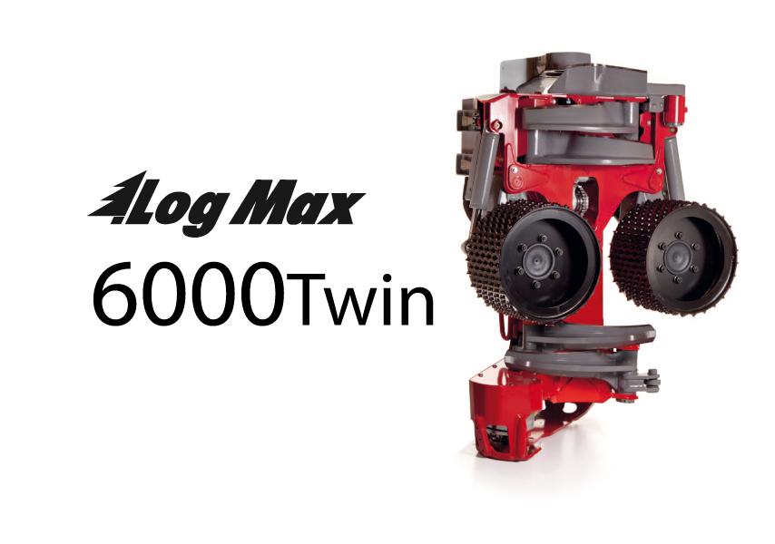 Log Max 6000Twin