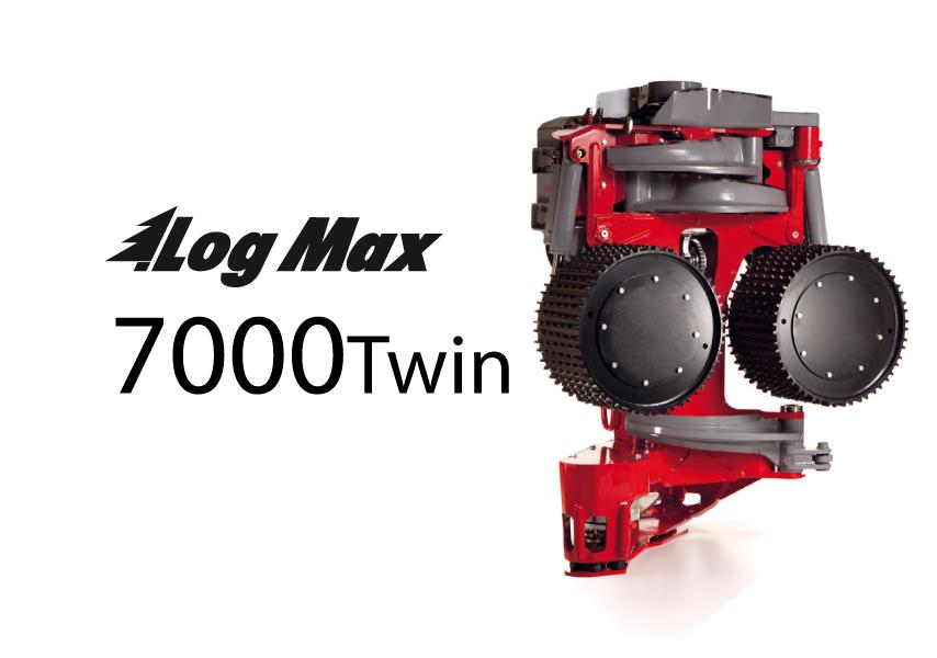 Log Max 7000 Twin