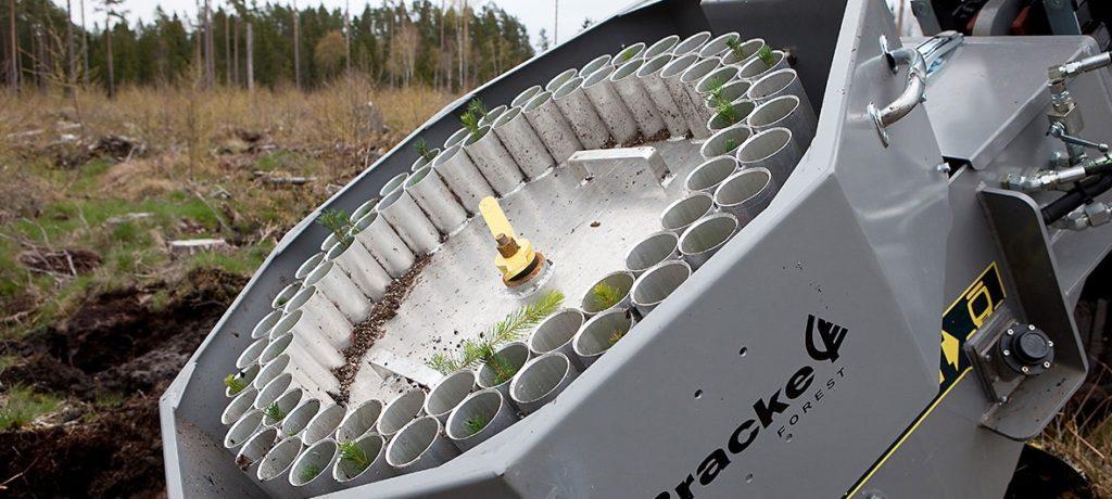 Plantadora Bracke P11.a