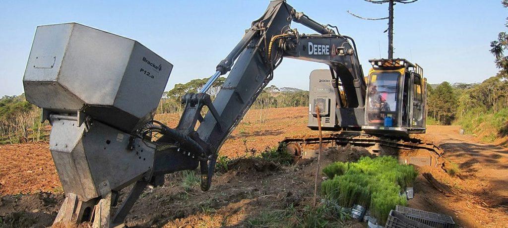 Plantadora Bracke P12.a